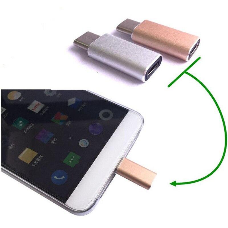 USB 3 1 font b Type C b font Male to USB Female Converter USB C