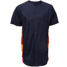 Custom Astros Baseball Jersey Quick-Dry Flexible Short T-shirts Cheap Altuve Ryan FlexBase Jersey Shirt For Men Women Youth