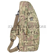 APLUS Hot Sale Multicam Tactical Hunting 70cm Airsoft Carbine Bag Paintball Gun Bag Nylon Gun Case Hunting Shooting Rifle Bag