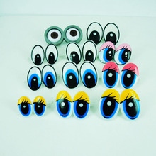 20Pcs New Design Cartoon Plastic Safety Toy Eye Handmade Accessories For DIY Plush Dolls Animal Puppet Making(China)