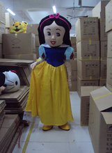 High quality Seven Dwarfs Mascot Costume snow White Mascot Costume Fancy Dress Outfit Halloween Mascot Costume