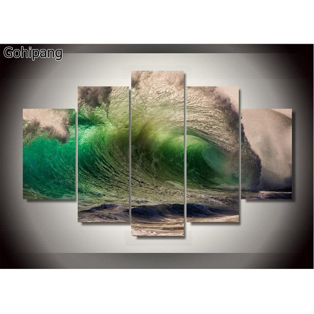 Unframed-Fashion-Big-Green-Sea-Waves-Landscape-Bedroom-Hot-Painting-Wall-Art-Home-Decoration-Giclee.jpg_640x640-