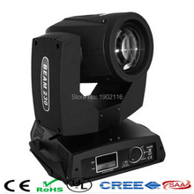 Free&Fast shipping High quality 230W led Beam 7R LED Moving Head Light With Touch screen Stage Disco DJ Club lights dj lighting