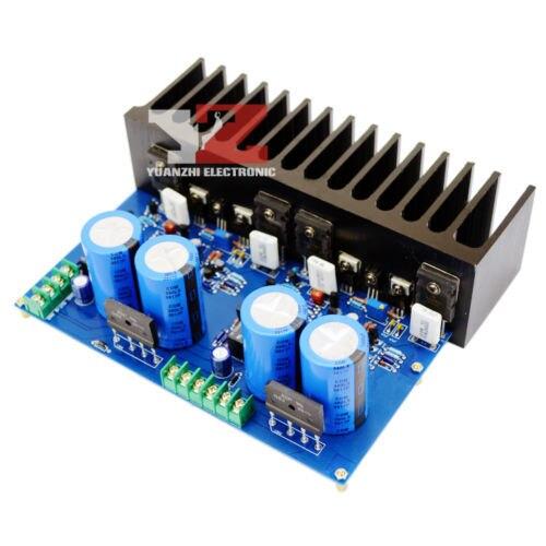 (High-end version 2)MT-150 150W Class A/AB Power AMP board + heatsink CL-150<br><br>Aliexpress