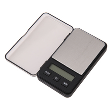 200g / 0.01g Portable Mini Electronic Scales Digital Pocket Scales Case Postal Kitchen Jewelry Balance LCD Weight Scale