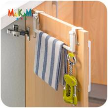 Tissue Holder Plastic Kitchen Bathroom Toilet Towel Roll Paper Facial Napkins Rack Hanging Door Hook Holder Free Shipping(China)
