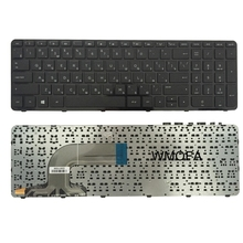 Russian NEW laptop keyboard FOR HP Pavilion 15-f000 15-g000 15-h000 15-r000 15-F 15-G 15-H PK1314D2A05 V140502AS1 RU With frame(China)
