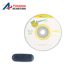 Professional TIS2000 CD and USB KEY for GM TECH2 for GM Car Model for GM TIS2000 TIS 2000 Software USB dongle