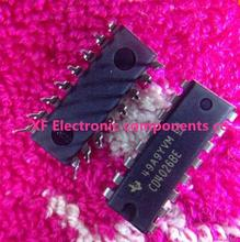 Free shipping 50pcs/lot CD4026BE CD4026 4026 IC COUNTER/DIVIDR DECADE 16-DIP Best quality