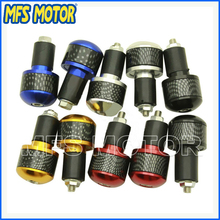 Motorcycles parts For Honda For Kawasaki For Suzuki For BMW For Ducati handlebar plugs to deal with obstruction blocking(China)