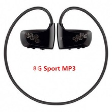 2017 High quality 8GB Sport MP3 player W262 Stereo Headset MP3 headphone for sony walkman mp3 player free shipping