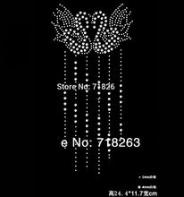 2014  rhinestones for clothing or hot fix rhinestone  hot fix heat transfer  hot map pattern of finished products
