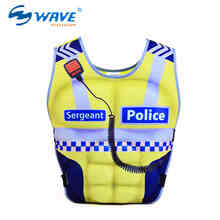 WAVE Baby life Vest Jacket 3-8 Years Child Swim Trainer Buoyancy Swimsuit float Piscine Swimming Pool Accessories float Piscine