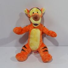 "42cm 16.5-inch Cartoon ""Tigger"" Plush Toys Tiger Giant Stuffed Animals pelucia Kids Gift Soft Toys Doll For Children Girls Toys"