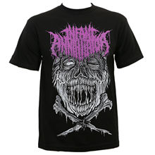OKOUFEN Authentic INFANT ANNIHILATOR Cheeky Deathcore T-Shirt S-3XL NEW men t shirt(China)