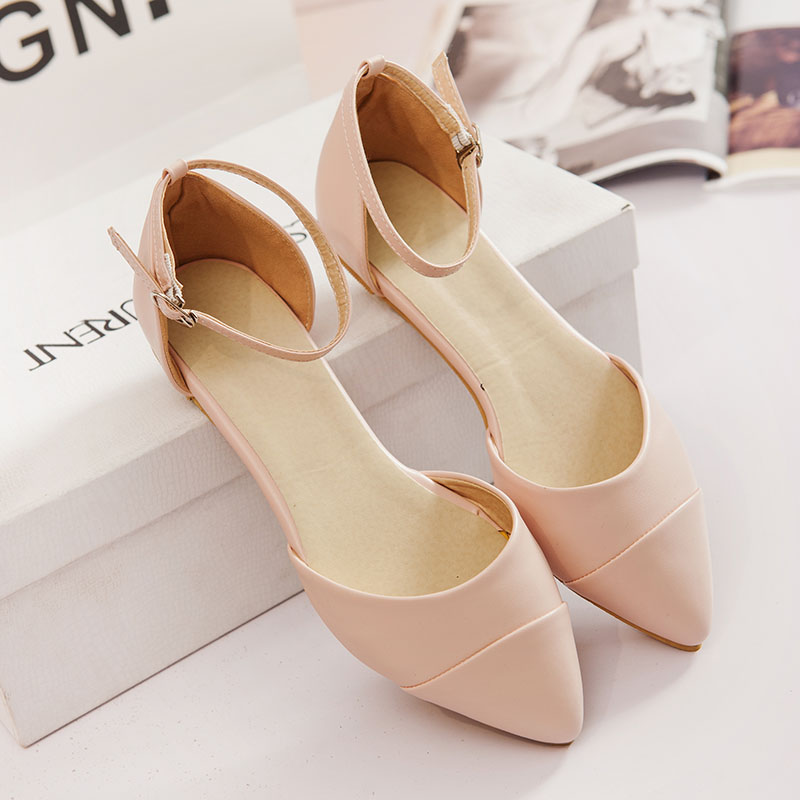 New fashion women summer shoes sandals pointed toe flats womens designer flip flops 2017 driving shoes ladies flat sandals<br><br>Aliexpress