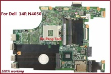 Laptop Motherboard For Dell N4050 X0DC1 0X0DC1 CN-0X0DC1 for intel cpu without graphics card chips(China)