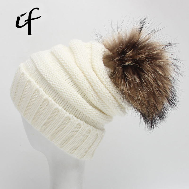 Pompom Men Womens Hat Winter Shoe Autumn Warm  Knitted Hat Female Pom Bonnet Knitted Hats Girls Caps Beanie Bone CasquetteОдежда и ак�е��уары<br><br><br>Aliexpress