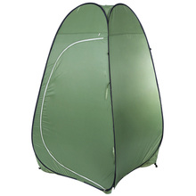 Shower Tent Beach Fishing Shower Outdoor Camping Toilet Tent Changing Room Shower Tent Camping Tenda With Carrying Bag(China)