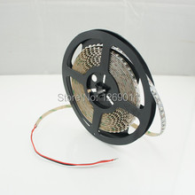Wholesale Free shipping 850nm infrared SMD3528 LED Flexible strip light with 600LEDs 16.4feet LED Tape light Non-waterproof