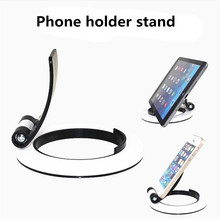 2016 Hot Fashion mobile phone holder stand for all cellphones support phone stand for iphone 6 plus for samsung Note for pad pod