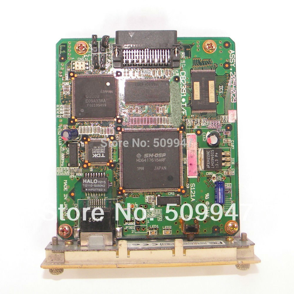 Printer Server 10/100 Ethernet Network Card C82391 FOR epson printer PRINTER SHIPPING FREE(China)
