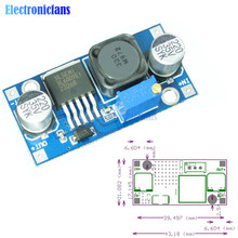 XL6009 DC-DC Adjustable Step-up boost Power Converter Module Replace LM2577