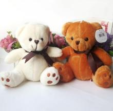 20cm High Quality Super Kawaii Cute Lovely Teddy Bear Plush Toys & Stuffed Dolls Wedding Decoration Baby Toy Baby Gift