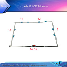 Original New A1419 LCD Screen Adhesive Strip for Apple iMac 27'' A1419 LCD Display Adhesive Strip Sticker Tape 2012-2015 year(China)