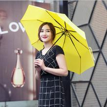 Clear Rain Umbrella Folding Windproof Summer Umbrella Chinese Corporation Sombrinhas Sun Protection Clear Umbrella