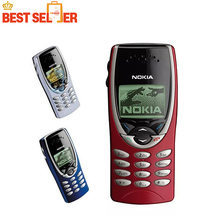 Unlocked Original Nokia 8210 Cheap GSM Mobile phones Good Quality free shipping