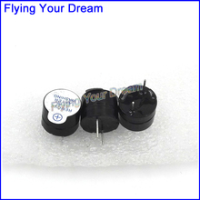 3PCS 5V Active Buzzer Magnetic Long Continous Beep Tone 12*9.5mm for Naze32 F3 Flight Controller