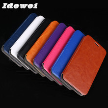 For Doogee X5 Case Silicone + Leather Case Cover For Doogee X5 X5 Pro Flip Protective Cell Phone Shell Back Cover Skin coque bag(China)