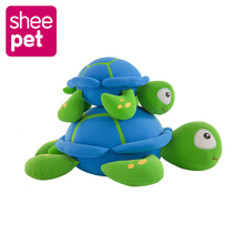 Sheepet Large Size Plush Tortoise Toy Cute Turtle Plush Pillow Staffed Cushion for Girls Valentine's Day Gift 40/60CM(China)