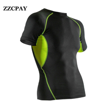 Tights Short Sleeved Workout Clothes Basketball Jerseys Fitness Running Training T-Shirts Jerseys Workout clothes