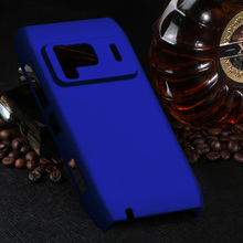 A8 New Matte Gel Skin Case Cover PC For Nokia N8 N8-00 Back Phone Silicone Bag Cases(China)