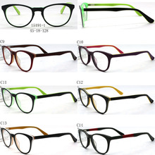 2017 Acetate handmade Glasses Frame Kids Boy Children's Glasses Frame Optical Eyeglass Frame for Children 12pcs/lot wholesale(China)
