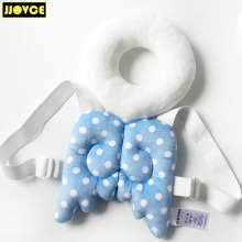 JJOVCE Baby Plush Toys Head Protection Backpack Support Toddler Headrest Pillow Baby Neck Cushion Kids Ladybug Bee Cute Wings