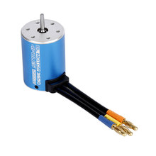 Buy 3650 4 Poles 5200KV Brushless Sensorless Motor 1/10 RC Car Boat BM88 for $21.15 in AliExpress store