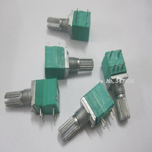 9MM loudspeaker rotary switch potentiometer B103 audio power amplifier mixer electronic resistance element