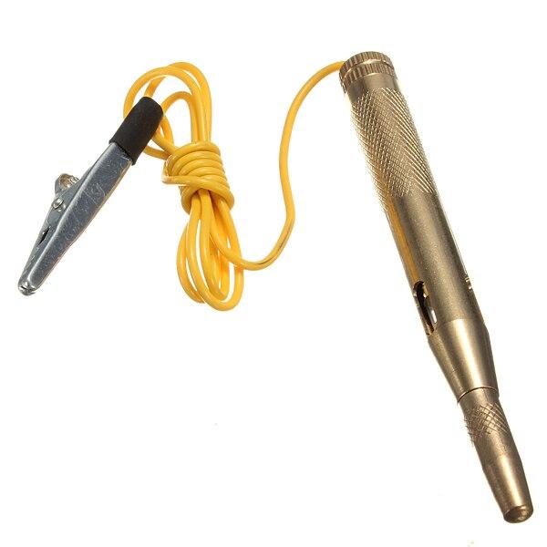 DANIU DC 6V 12V 24 Volts Voltage Gauge Test VoltMeter Circuit Tester