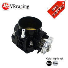 VR RACING - FREE SHIPPING NEW THROTTLE BODY FOR RSX DC5 CIVIC SI EP3 K20 K20A 70MM CNC INTAKE THROTTLE BODY PERFORMANCE VR6951