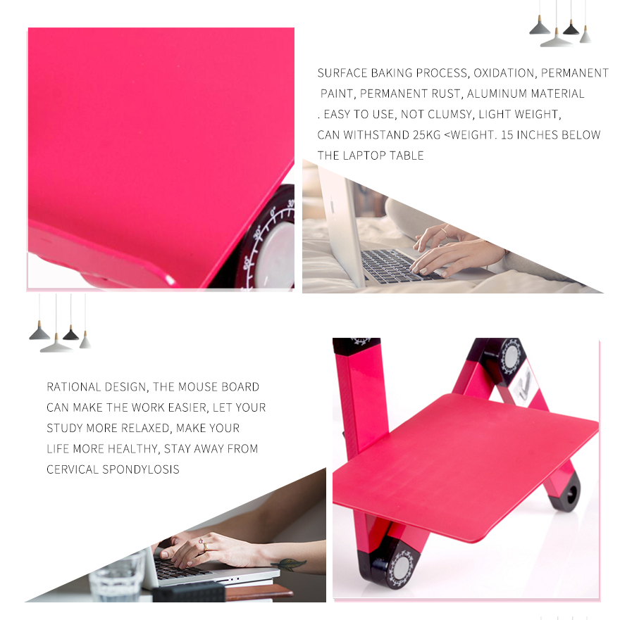 Tray Desk Table Notebook 6