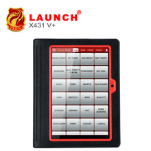 Original LAUNCH X431 V+/V Plus Global Version Full System Car Tool Auto Scan Tool Car Diagnostic Tool 2 Year Free Online Update(China)