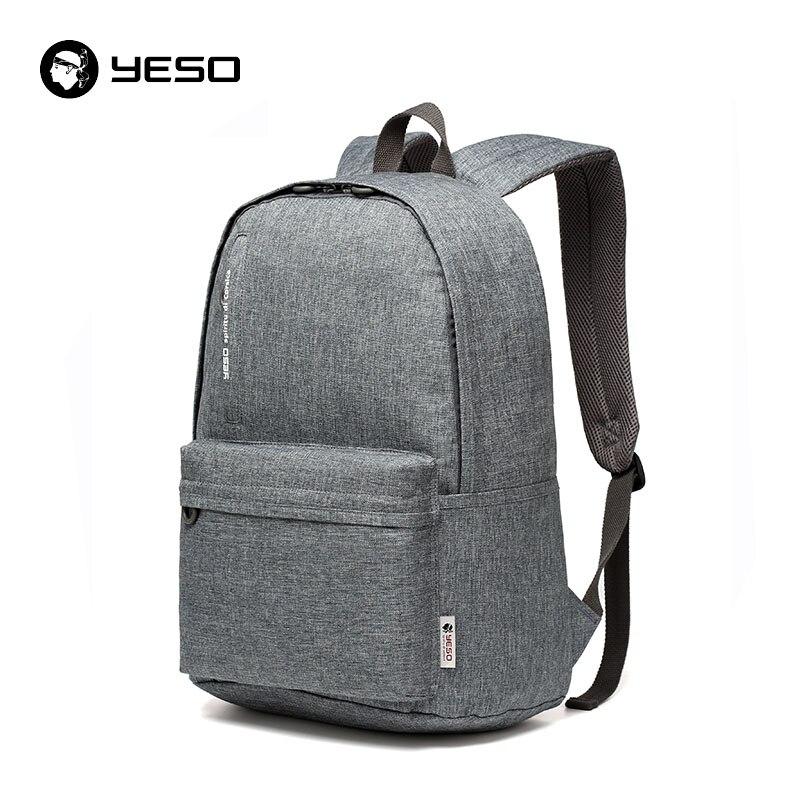 Casual School Bags Backpacks Unisex Oxford Waterproof Travel Laptop Backpack High Quality Vintage Rucksack Large Capacity YESO<br><br>Aliexpress