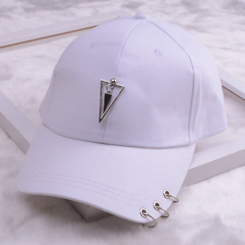 baseball cap with ring dad hats for women men baseball cap women white black baseball cap men dad hat (8)