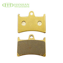 High quality Wholesale and retail Rear Brake Pads Fit YZF-R7 750 99-01 TDM900 02-10 FZS1000 01-05 YZF1000R 96-02 YZF R1 98-03(China)