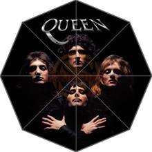 Hot Sale Custom Queen Band Best Nice Adults Universal Design Fashion Foldable Umbrella Good Gift Idea!Free Shipping U30-109