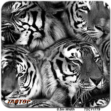Hydrographics Film Cartoon TSCY1779 0.5M * 20M Aqua Transfer Printing Film Hydro Image Transfer Water Transfer Printing Film