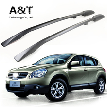 JGRT car stlying for Nissan Livina Qashqai luggage rack car roof rack perforated aluminum modified upgraded version punch fr(China)